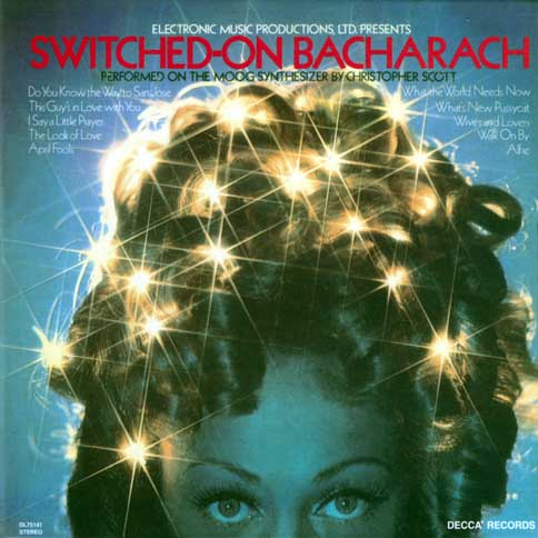 with Switched-on Bach, a lot of Switched-on albums were produced.